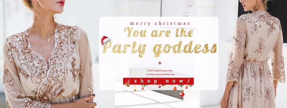 BerryGo Sexy silver sequin women dress Deep v neck sleeveless short dress Elegant evening party dresses casual summer vestidos 1