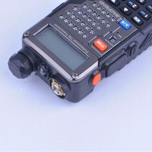 Image 3 - Walkie Talkie Baofeng UV 5RE Plus Two Way Radio Uhf Vhf Dual Band Cb Radio Uv 5r 5W Prosciutto Portatile radio per La Caccia Ricetrasmettitore