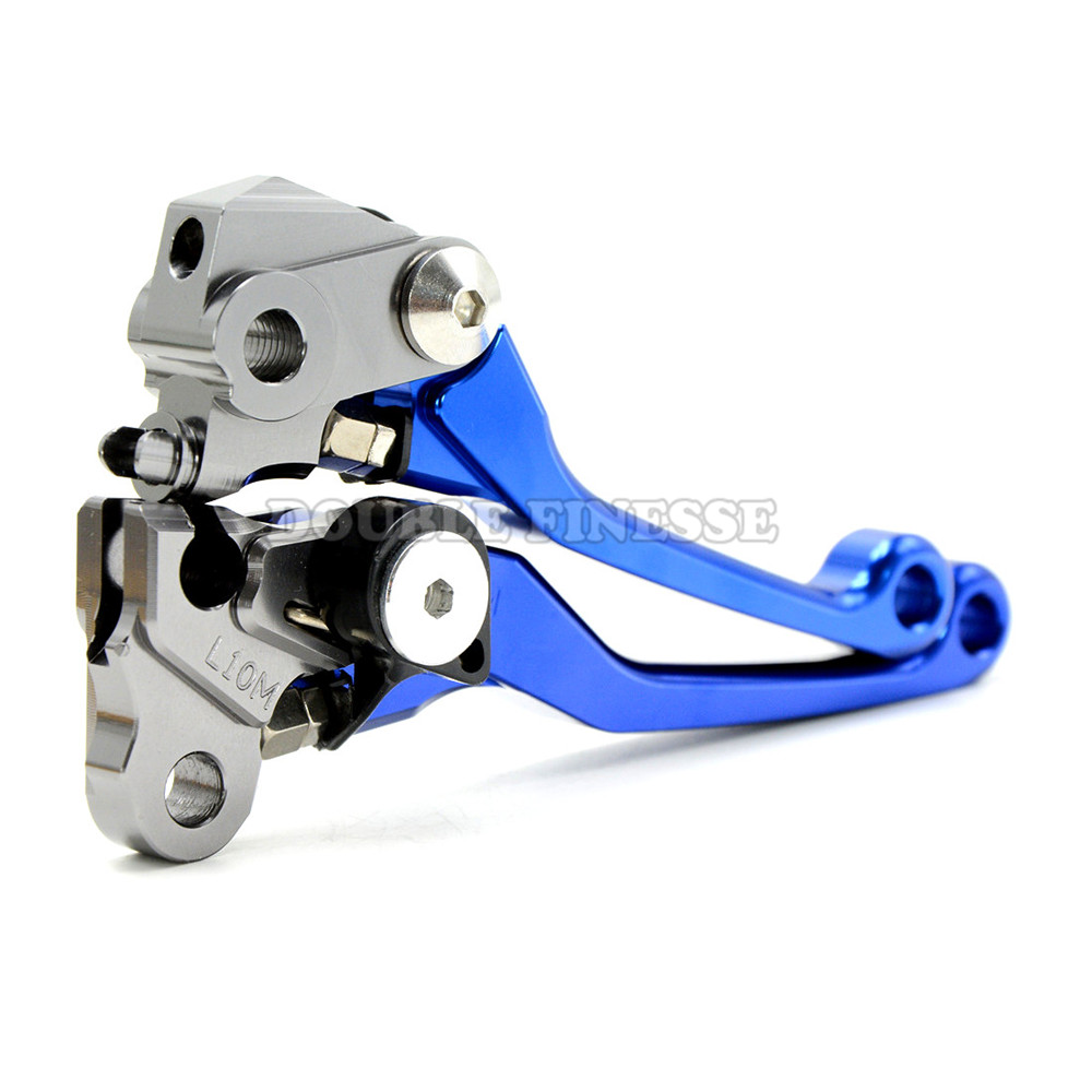 ФОТО motorcycle accessories increased torque of cnc pivot brake clutch levers For KTM 450XC / XC-W 2005 2006 2007 2008 2009 2010 2011