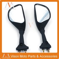 Motorcycle Side Mirror Rearview Rear View For KAWASAKI ZX6RR 2003 2004 2005 2006 NINJA ZX6R ZX 6R ZX636 ZX 636 03 04