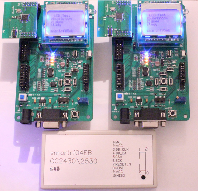 ti official cc2530 module, zigbee development kit emulator, wireless  ti official cc2530 module, zigbee development kit emulator, wireless module development board
