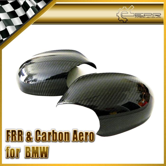Car Styling For BMW E89 Z4 Real Carbon Fiber Mirror Cover In Stock car styling for bmw m real carbon fiber handbrake cover fitting kit e87 e90 e92 e60 e63 e64 m5 m3 m tec