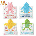 Monkids 0-6Y Cartoon Household Chothing Thin Section Baby Towel Children Bathrobes Baby Beach Hooded Bath Towel