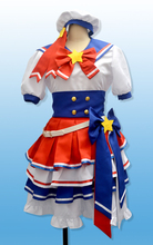 PriPara Prism Paradise Reona Uesuto Dorothy West Cosplay Costume with hat