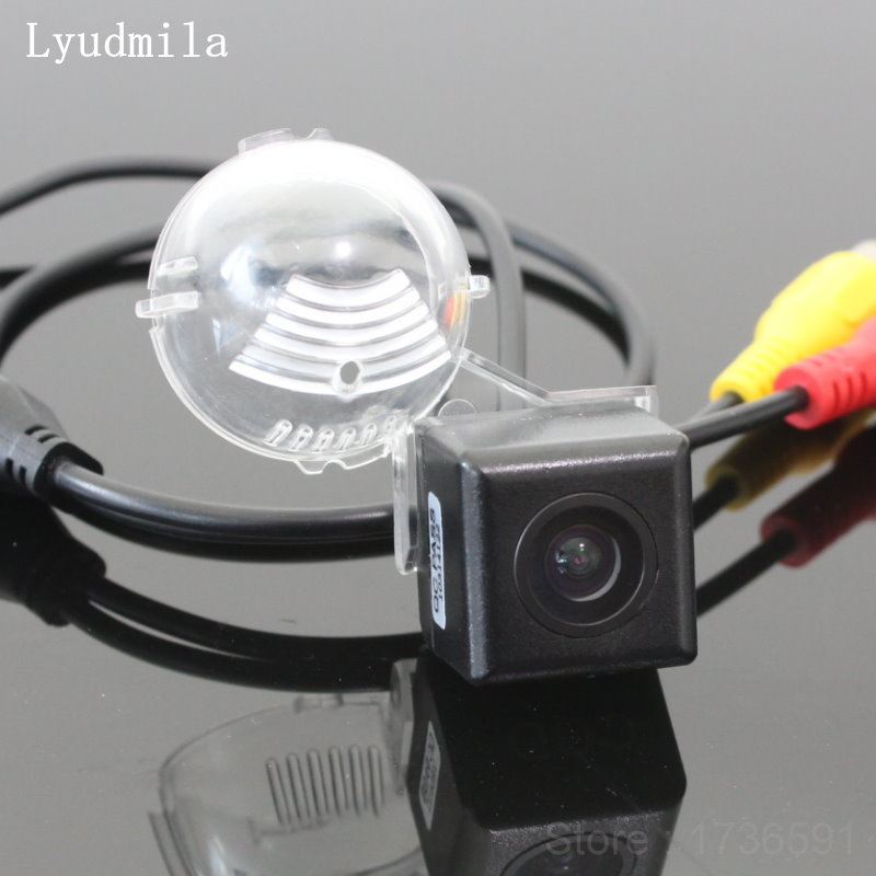 Lyudmila FOR Suzuki Swift 2005 2006 2007 Hatchback / Car Parking Rear View Camera / HD CCD Night Vision / Back Up Reverse Camera