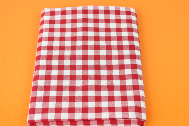 Online Buy Wholesale Red Plaid Curtains From China Red Plaid