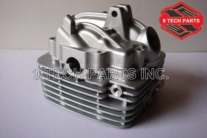 Gs125 gn125 gz125 dr125 en125 157fmi vanvan 125 k157fmi cabeça do cilindro de motor completo