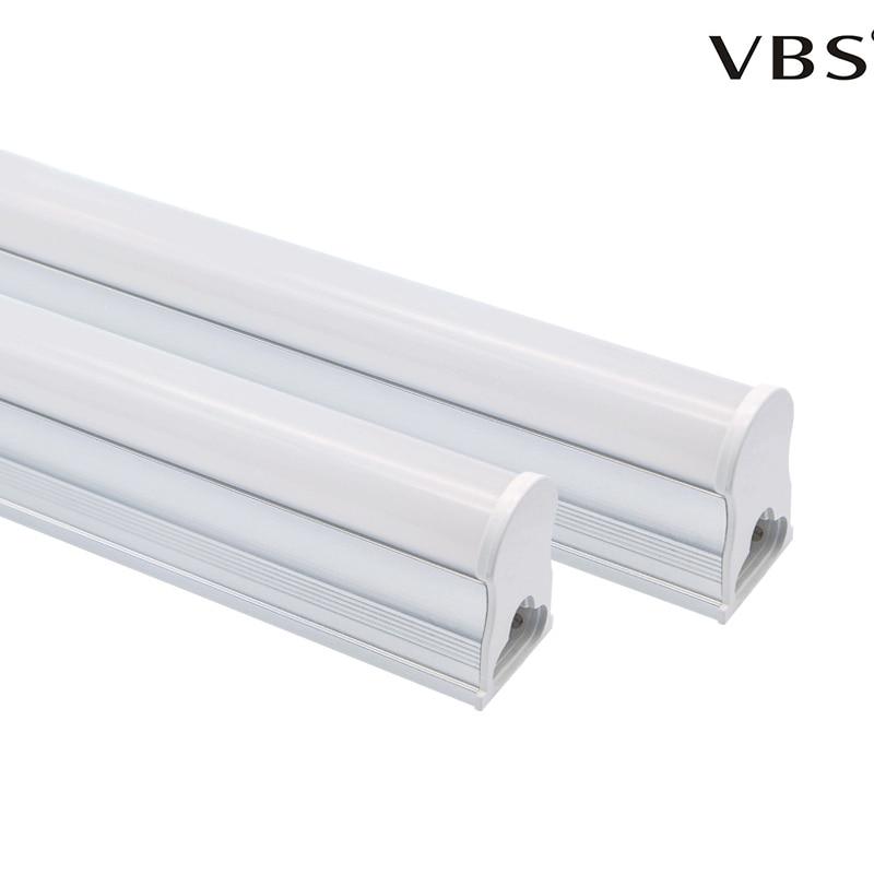 LED Tube T5 Lamp 220V  PVC Plastic Fluorescent Light Tube 30cm 60cm 6W 10W LED Wall Lamp Warm Cold White For Home Office A1