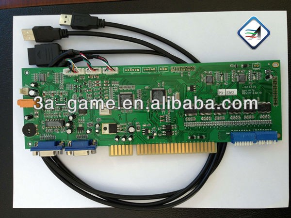 Cheap PS3 IO Board For Arcade Video Game Consoles Tekken 6 and TAG2 (TAGTT)