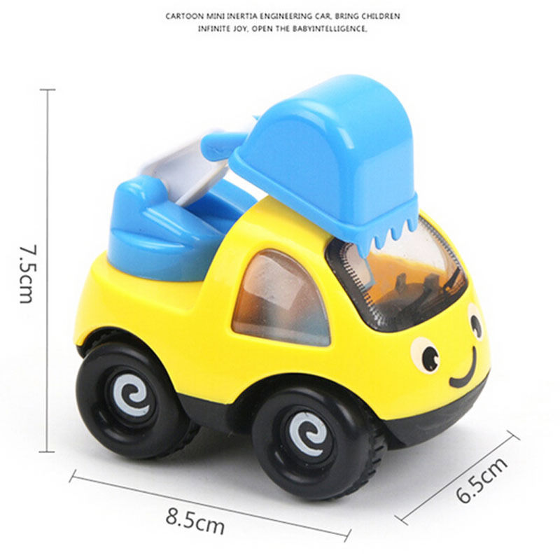 Aliexpress Funny Toddler Infantil Toy Super Cute Mini Car Cartoon Cars Truck Vehicle Pull Back Kids Children Vehicles From Reliable