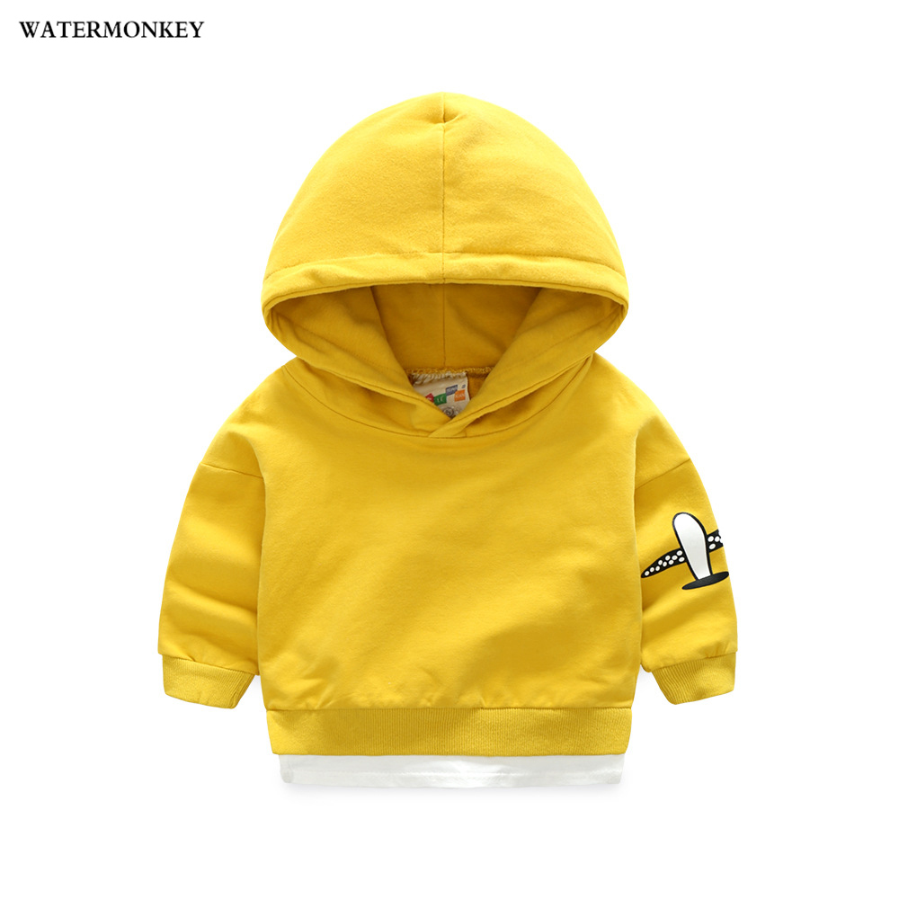 Boys Girls Sweaters Pullovers Poncho Cloak Autumn Spring Hooded Children Clothing Kids Sweater Black Yellow Pink Green