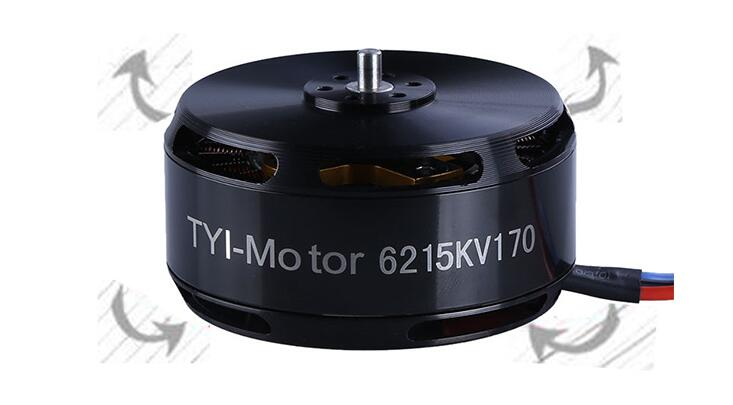 цена на 6215 brushless motor plant protection unmanned aerial vehicles multi-axis disc motor model aircraft motor