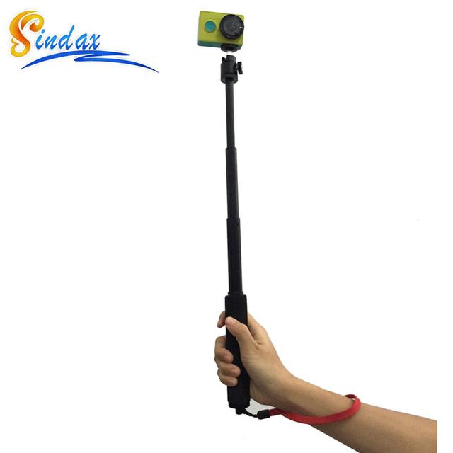Waterproof Monopod Selfie Stick+Float Bobber Selfie Monopod for Gopro hero 3/4 5 6 7 for Xiaomi Yi II Accessories