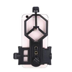 Image 5 - Livraison gratuite! Longue portée support pour téléphone portable télescope astronomique support de support universel