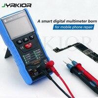Jyrkior Sunshine DT 19N Mini Intelligent Digital Multimeter Customized For Mobile Phone Current and Voltage Resistance Detection