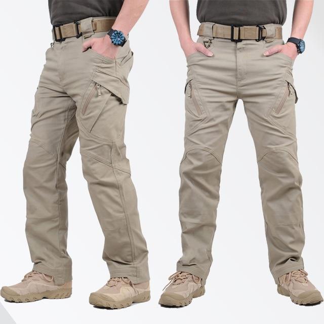 Pantalones Tacticos Lis Y Cinturon Tactico De Cordura