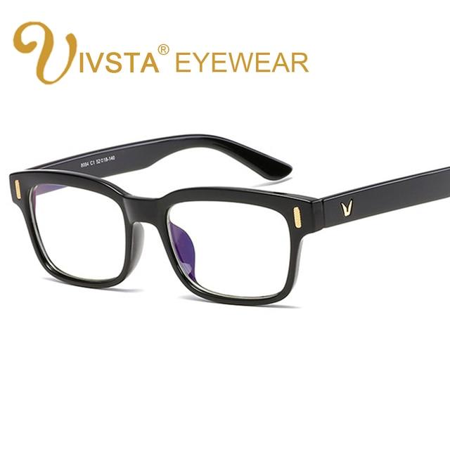 Aliexpress.com : Buy IVSTA Square Glasses Men V Eyeglass frame for ...