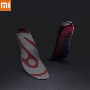 Image 1 - Xiaomi youpin 남자 에어 쿠션 농구 깔창 느린 충격 미끄럼 방지 통기성 지원 보호 단독 스포츠 깔창
