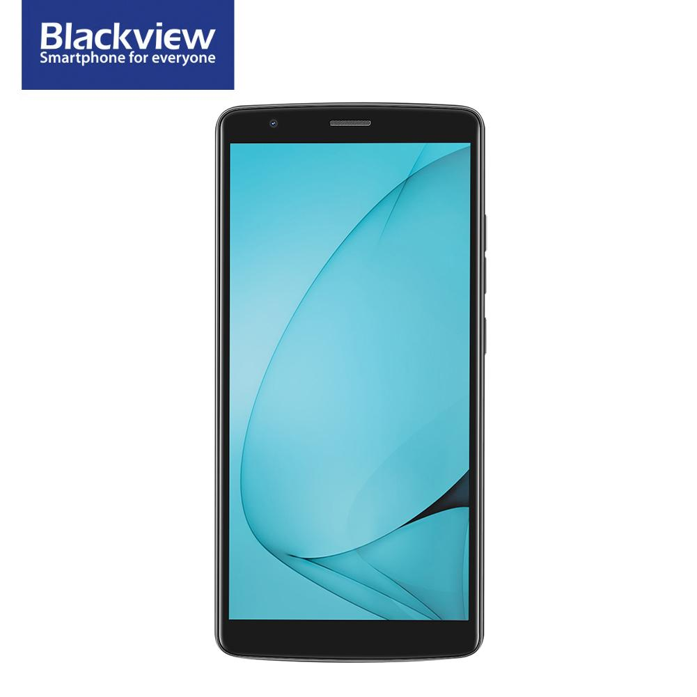BLACKVIEW A20 Android GO Smartphone Dual Rear Camera Quad Core 5.518:9 Cell Phone 3000mAh GPS 3G Low Price Mobile Phone