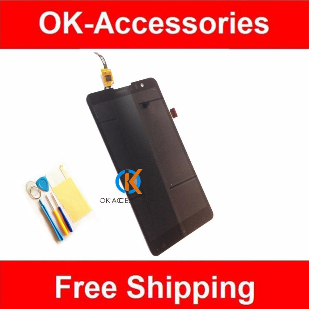 Black Color For Lenovo S898 S898T LCD Display+Touch Screen Digitizer Assembly+Screen Protector Film+Tools 1PC /Lot Replacement high quality 5 3 for lenovo s898 s898t lcd display touch screen digitizer assembly replacement tools free shipping