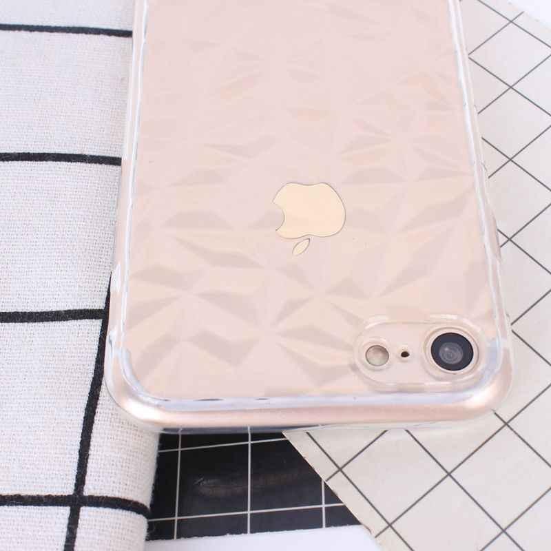 Dla iphone 7 futerał na akcesoria dla dziewczyny funda dla iphone 8 plus etui luksusowe etui dla iphone 7x10 7plus 6 6 s 5 5 s se capinha