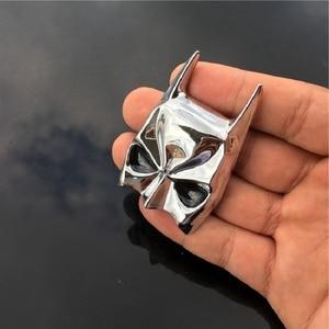 Image 4 - Masque 3D de Batman en métal, emblème de batman de voiture, décalque de moto, bouclier de pare chocs pour voiture, accessoires de stylisme