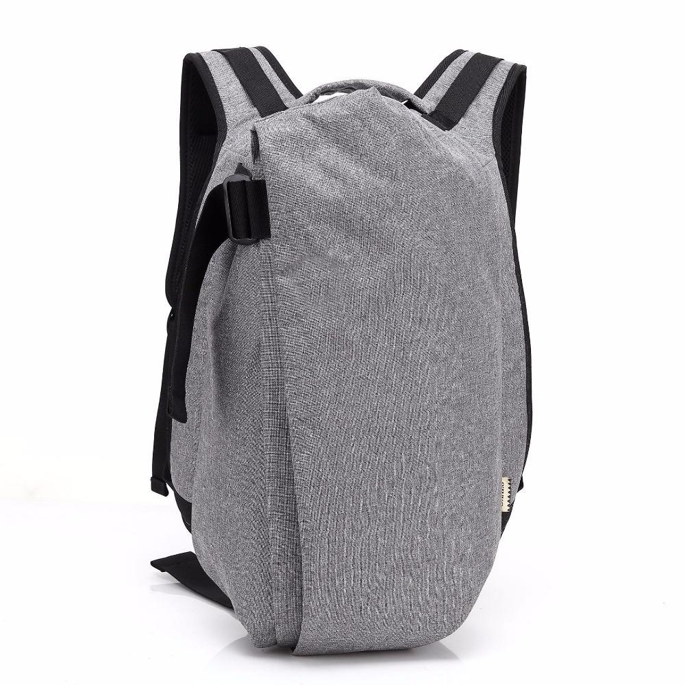 OZUKO Fashion Laptop Backpack For Men Travel Pack Bag Large Capacity Anti theft Rucksack School Bag