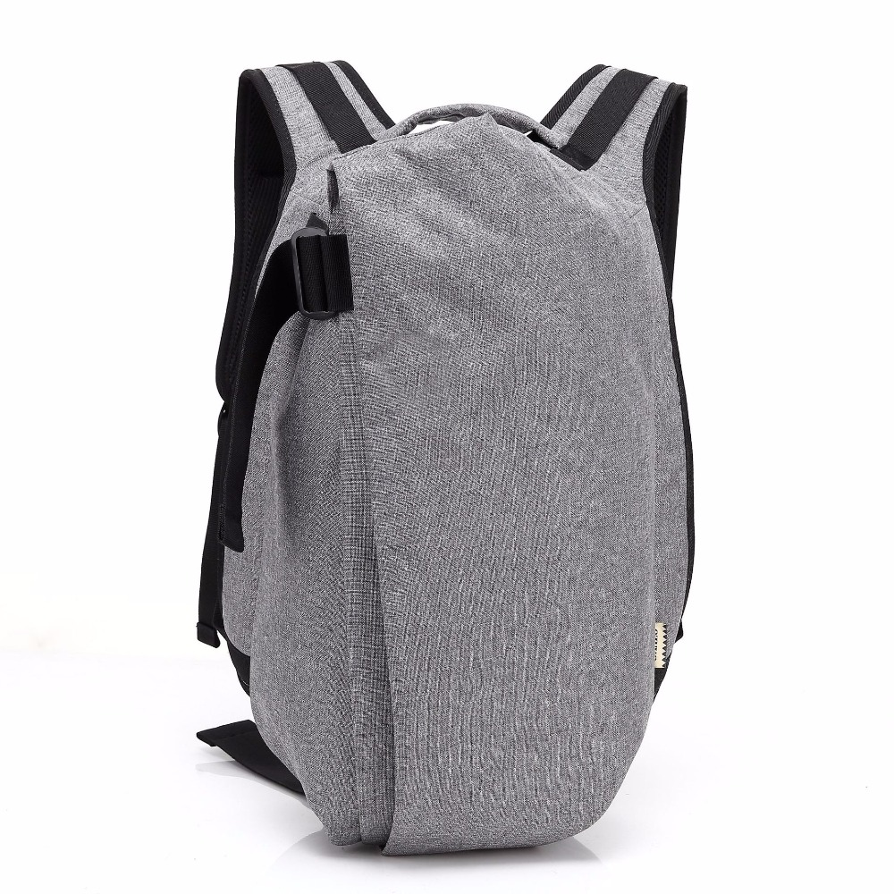 цена на OZUKO Fashion Laptop Backpack For Men Travel Pack Bag Large Capacity Anti-theft Rucksack School Bag Casual Travel Computer Bag
