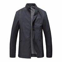 2017 Spring Autumn Jacket Men Fashion Casual Loose Mens Blazer Mens Jackets And Coats Plus Size