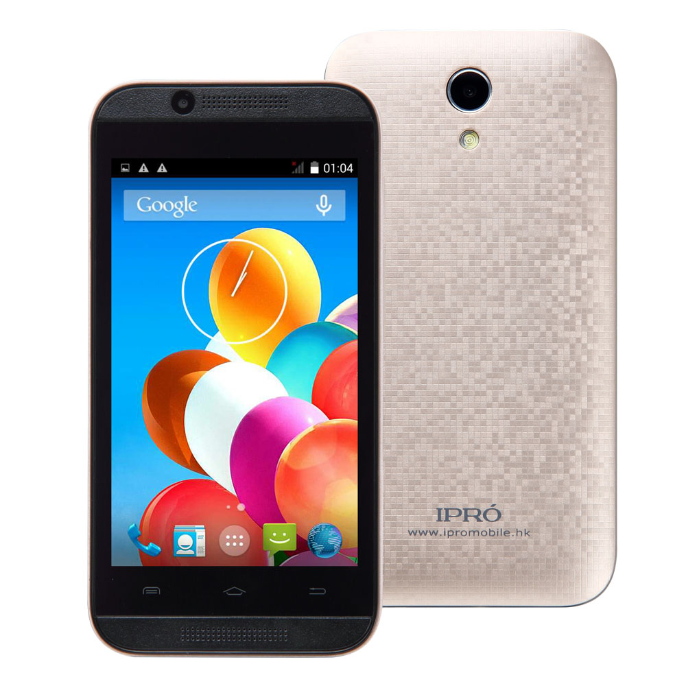 Original IPRO WAVE 4 0 Unlocked Smartphone 3G WCDMA 512M 4G 4 0 inch Android 4