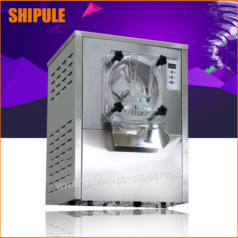 20L/H Stainless Steel Commercial Vertical Hard ice cream machine 20L/H Hard ice cream making maker machine commercial hard ice cream machine 20l h ice cream maker stainless steel hard ice cream maker 1400w 220v 110v r22 r404a