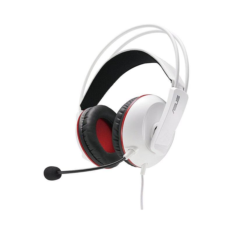 Headphones ASUS  Cerberus Arctic (90YH0062-B1UA00) игровая гарнитура asus cerberus arctic white 90yh0062 b1ua00