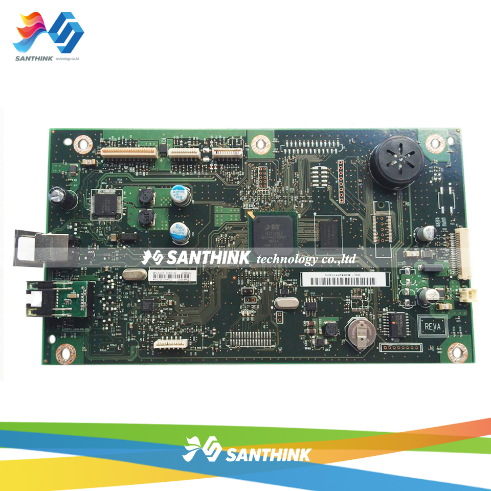 LaserJet Printer Main Board For HP M1536 M1536DNF 1536 1536DNF CE544-60001 HP1536 HP1536DNF Formatter Board Mainboard new oem formatter board 220v for hp laserjet pro m126a m126 m125a m125 126 125 cz172 60001 high quality mainboard copier parts