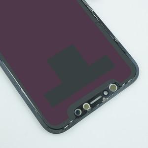 Image 4 - Digitixer で 10 個 iphone xr 液晶ディスプレイの oem 交換アセンブリ 45 ° エッジ角度黒 iphone xr タッチスクリーン
