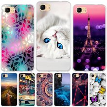 For Asus Zenfone Pegasus 3S Max ZC521TL Case Painting Cartoon TPU Soft Silicone Back Cover For Zenfone Pegasus 3 S Max ZC521TL(China)