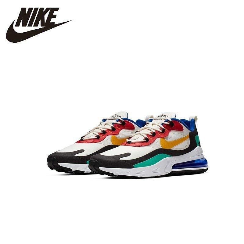 Nike Air Max 270 React Zapatillas Hombre Zapatos transpirables para correr AO4971