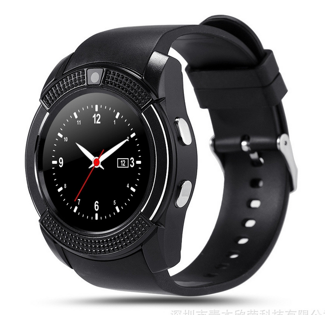 With Sim TF Card Slot Bluetooth Smart Watch Sport Pedometer With SIM Camera font b Smartwatch