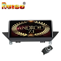Android 7.1 IPS Screen FOR BMW X1 E84 2009 2015 Without Original screen Supply with IDrive Car DVD player gps audio auto stereo
