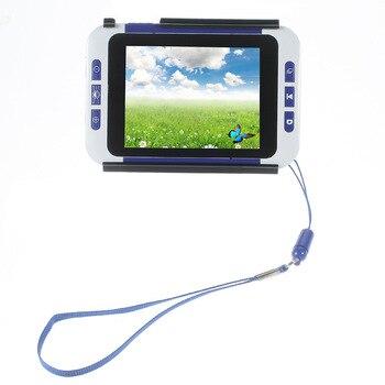 "3.5"" LCD Portable Reading Digital Viewing Video Magnifier Eyesight-Aiding 2x-32x"
