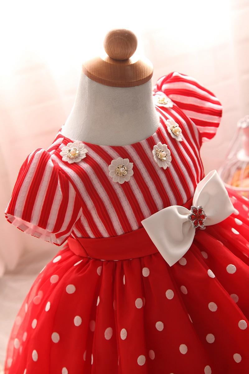 Newborn Dress For Christening (4)