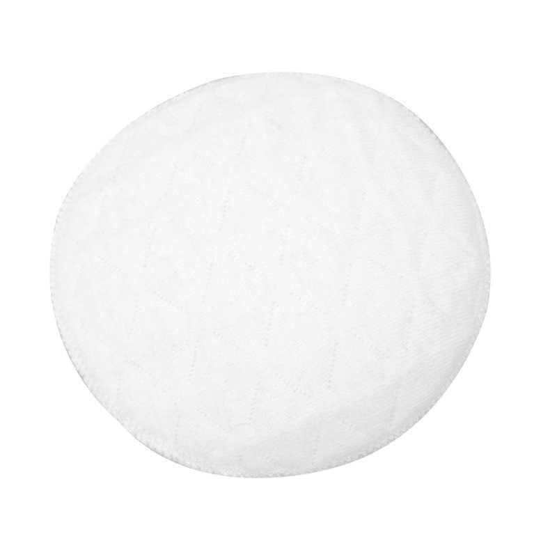 1 par de protectores blancos galactorrea almohadilla transpirable a prueba de fugas película lactancia mujeres embarazadas sujetador almohadilla ligera