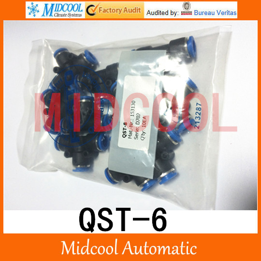 Free shipping fittings fast plug connector QST 6 153129 new original joint