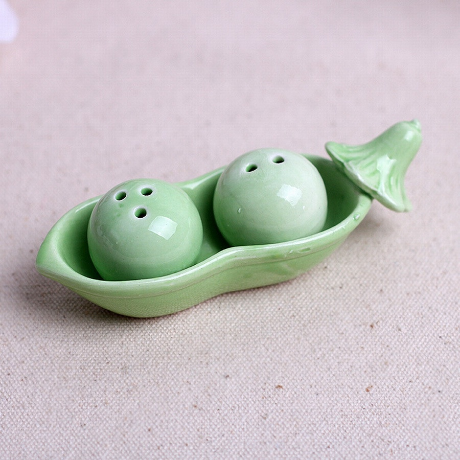 DHL Free shipping 100PCS = 50set/lot Two Peas in a Pod wedding gift ...