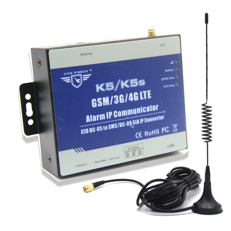 Alarm IP communicator