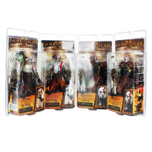 NECA God of War With or Without Armor PVC Action Figure Collection Model Toy Free Shipping 1Pcs