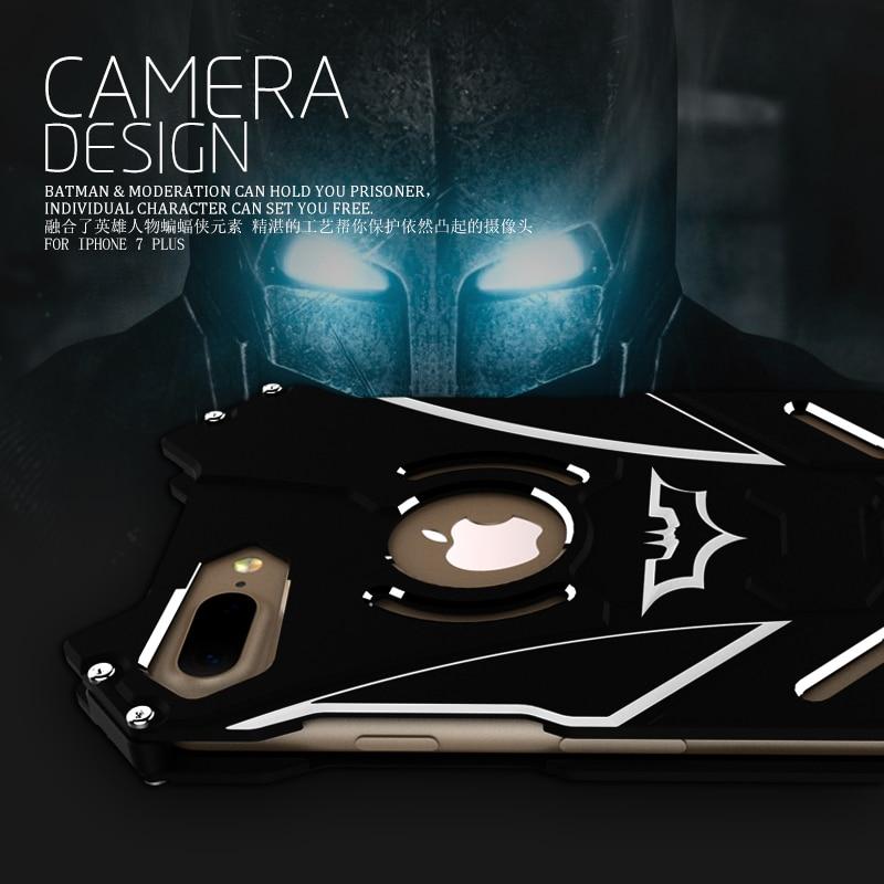 carcasa metal iphone 6 plus batman