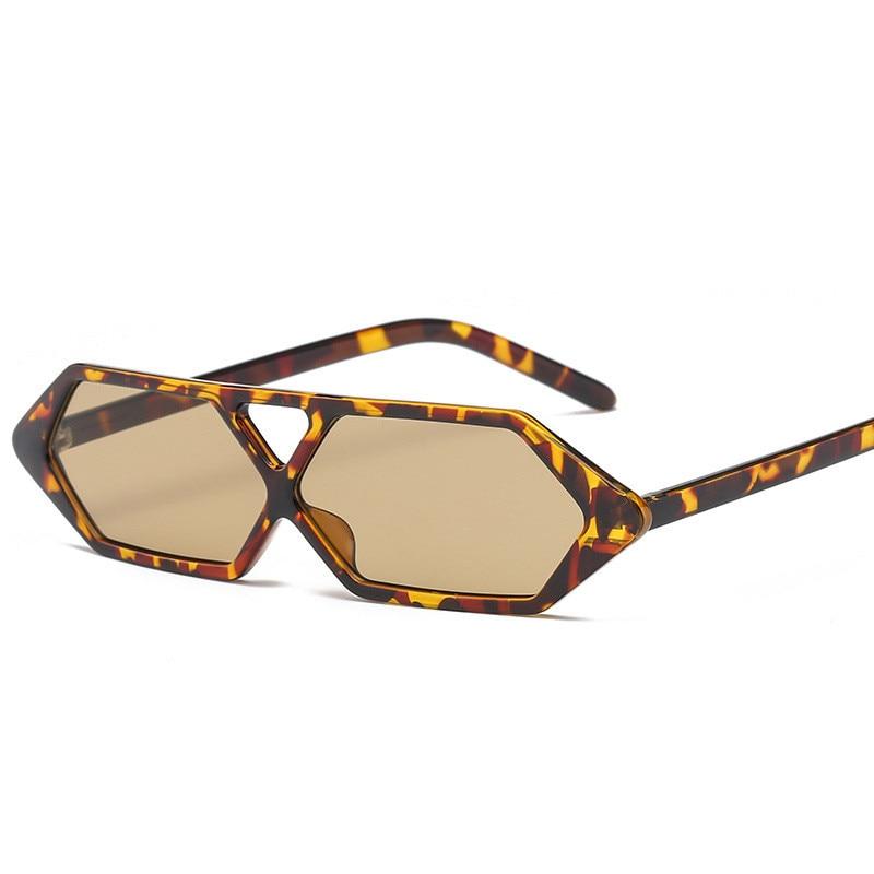 KRMDING 2018 retro catwalk cat eye sunglasses female fashion small box sunglasses lady retro personality cat glasses UV400 in Women 39 s Sunglasses from Apparel Accessories