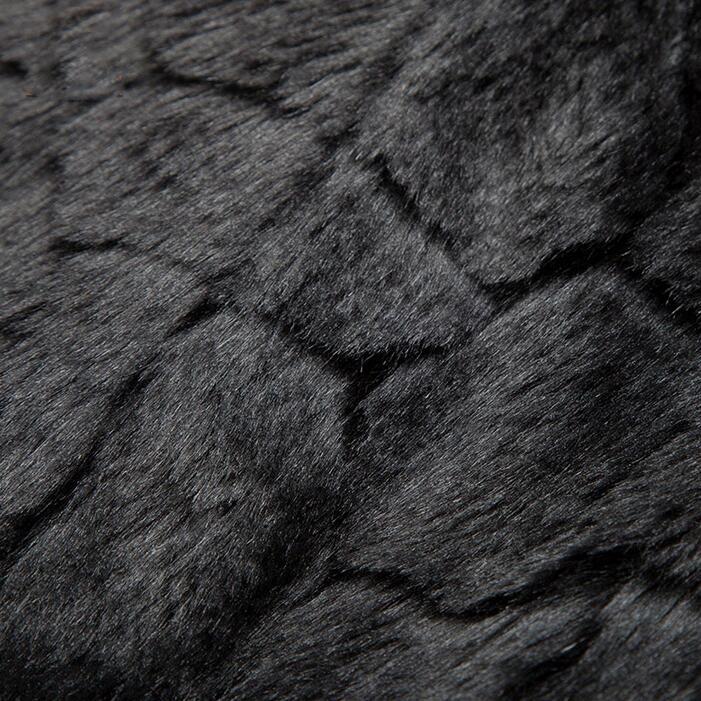Зимние мужские искусственного кролика волосы Меховые пальто плотные теплые пальто мужские кожаные пальто тепловой masculino motoqueiro Chaqueta Hombre