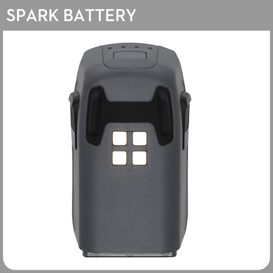 Original DJI Spark Battery Max 16mins Flight 1480 mAh 11.4 V Designed for the Spark Drone цены онлайн