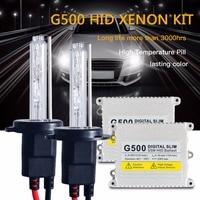 12v 55w AC Slim Ballast HID XENON BULBS Kit H1 H3 H4 1 H7 H11 H8